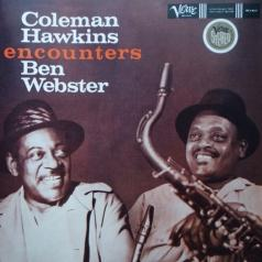Coleman Hawkins (Коулмен Хокинс): Coleman Hawkins Encounters Ben Webster
