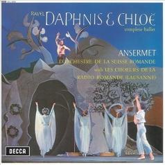 Ernest Ansermet (Эрнест Ансерме): Ravel: Daphnis Et Chloe