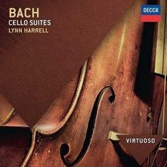 Lynn Harrell (Линн Харрелл): Bach: Cello Suites 1-3