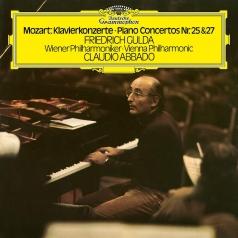 Friedrich Gulda (Фридрих Гульда): Mozart: Piano Concertos Nos. 25 & 27