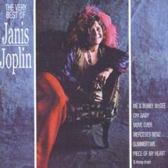 Janis Joplin (Дженис Джоплин): The Very Best Of Janis Joplin