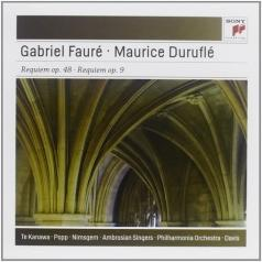 Andrew Davis (Эндрю Дэвис): Faure: Requiem Op. 48 & Durufle: Requiem Op. 9