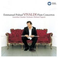 Emmanuel Pahud (Эммануэль Паю): Flute Concertos