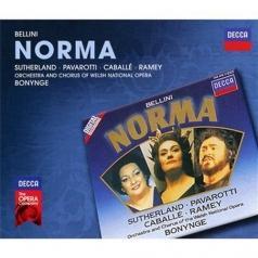 Dame Joan Sutherland (Джоан Сазерленд): Bellini: Norma