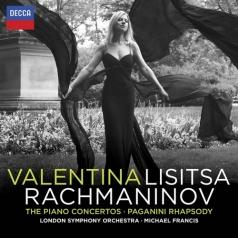 Valentina Lisitsa (Валентина Лисица): Rachmaninov: The Piano Concertos