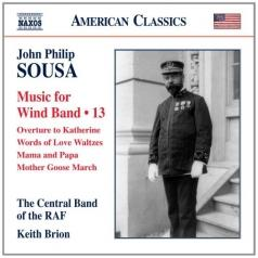 The Central Band Of The Royal Air Force: Music For Wind Band: Various