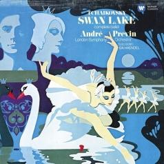 Andre Previn: Tchaikovsky: Swan Lake