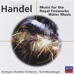 Stuttgarter Kammerorchester: Handel: Fireworks Music/Water Music etc