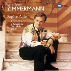 Frank Peter Zimmermann (ФранкПетерЦиммерман): Violin Sonatas