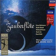 Sir Georg Solti (Георг Шолти): Mozart: Die Zauberflote