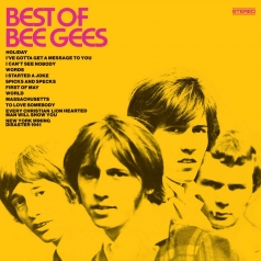 Bee Gees (Барри Гибб): Best Of Bee Gees