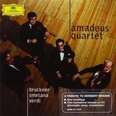 Amadeus Quartet (Амадеус-Квартет): A Tribute To Norbert Brainin