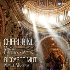 Muti Riccardo (Риккардо Мути): Cherubini Box