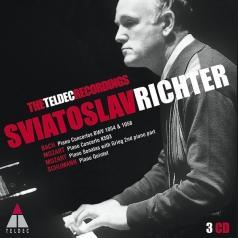 Святослав Рихтер: Richter Plays Schubert , Schumann, Bach, Mozart, Grieg