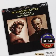 Freidrich Gulda (Фридрих Гульда): Richard Strauss Songs