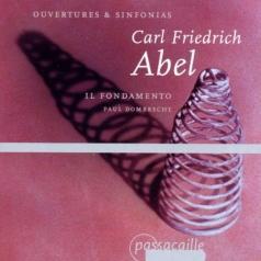 Dombrecht (Пол Домбрехт): Ouvertures & Sinfonias