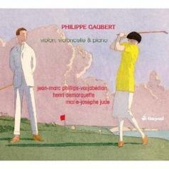 Jean-Marc Phillips-Varjabedian (Жан-МаркФилипс-Варжабедян): Gaubert: Violon,Violoncelle