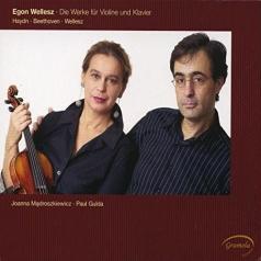 Joanna Madroszkiewicz (Джоанна Мадрошкевич): Werke/Violine/Klavier