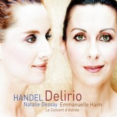 Natalie Dessay (Натали Дессей): Delirio: Italian Cantatas