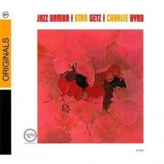 Stan Getz (Стэн Гетц): Jazz Samba