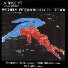 Wilhelm Peterson-Berger (Вильгельм Петерсон-Бергер): Songs