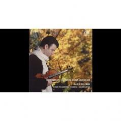 Vadim Gluzman (Вадим Михайлович Глузман): Violin Concertos. Souvenir D'Un Lieu Cher, Op.42