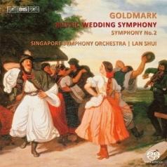 "Lan Shui (Лан Шуи): Symphonie ""Landliche Hochzeit"" ('Rustic Wedding' Symphony), Op. 26; Symphony No. 2 In E Flat Major, Op. 35"