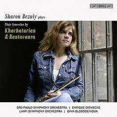 Sharon Bezaly (ШаронБецали): Flute Concertos