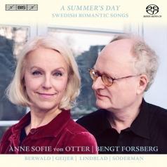 Swedish 19Th-Century Songs By Berwald, Geijer, Lindblad And Soderman