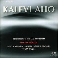 Martyn Brabbins (Мартин Браббинс): Oboe Concerto; Oboe Sonata; Solo Ix For Oboe