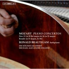 Ronald Brautigam (Рональд Браутигам): Mozart Piano Concerto