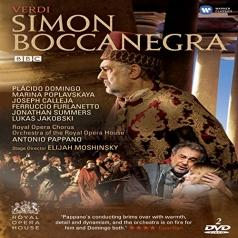 Placido Domingo (Пласидо Доминго): Simon Boccanegra
