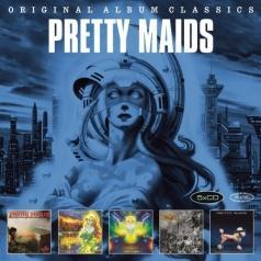 Pretty Maids (Претти Мейдс): Original Album Classics