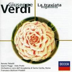 Renata Tebaldi (Рената Тебальди): Verdi: La Traviata