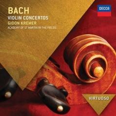 Gidon Kremer (Гидон Кремер): Bach, J.S.: Violin Concertos