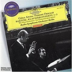 Geza Anda (Геза Анда): Bartok: Piano Concertos Nos.1-3
