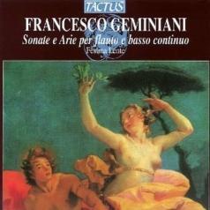 Festina Lente (Фестина Ленте): Sonate E Arie Per Flauto E B.C.