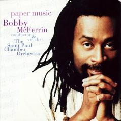 Bobby McFerrin (Бобби Макферрин): Paper Music