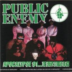 Public Enemy (Паблик Энеми): Apocolypse '91  The Enemy Strikes Back