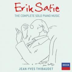 Jean-Yves Thibaudet (ЖанИвТибоде): Satie: Complete Solo Piano Music