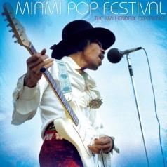 Jimi Hendrix (Джими Хендрикс): Miami Pop Festival