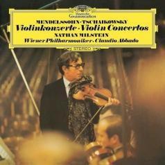 Nathan Milstein (Натан Мильштейн): Tchaikovsky/ Mendelssohn: Violin Concertos