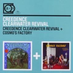 Creedence Clearwater Revival (Крееденце Клеарватер Ревивал): Creedence/ Cosmos Factory