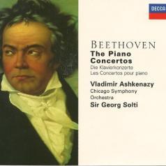 Владимир Ашкенази: Beethoven: Piano Concertos