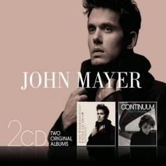 John Mayer (Джон Майер): Continuum/Battle Studies
