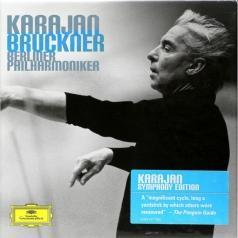 Herbert von Karajan (Герберт фон Караян): Bruckner: 9 Symphonies