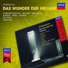 John Mauceri (Джон Мосери): Korngold: Das Wunder Der Heliane