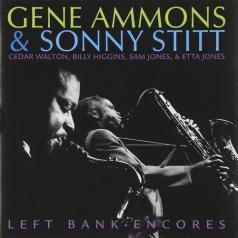 Gene Ammons (Джин Эммонс): Left Bank Encores