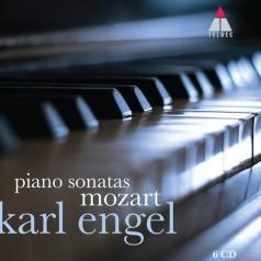 Karl Engel (Карл Энгель): The Piano Sonatas