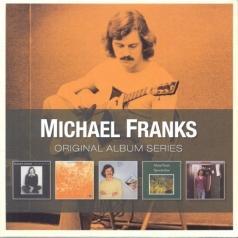 Michael Franks (Майкл Фрэнкс): Original Album Series